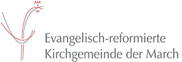 Logo Evang.-ref. Kirche March